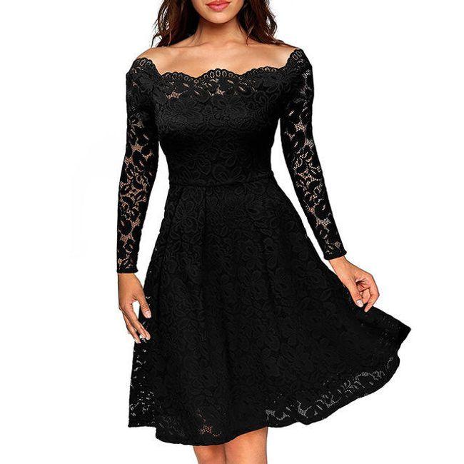 Ženska haljina Dottie - 5 boja 1