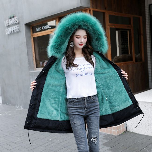 Női téli kabát Madlyn 1