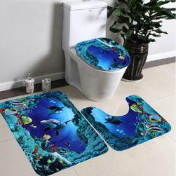 Комплект килими за банята - Океан