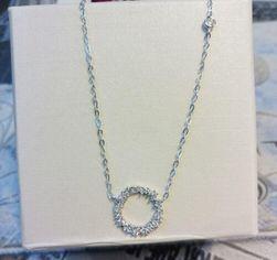 Ženska ogrlica MO622