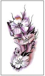 Tymczasowy tatuaż B0640