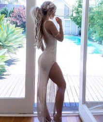 Пляжное платье BD11