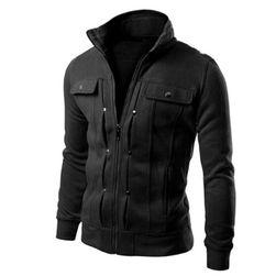 Jachetă cu fermoar pentru bărbați - 5 culori