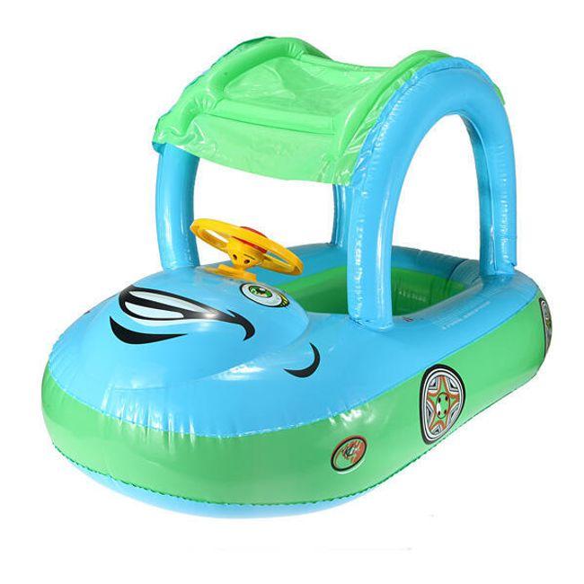 Felfújható gyerek strand kocsi 1