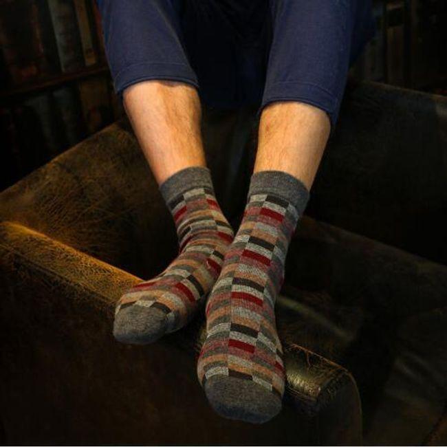Vidám férfi zokni - 12 változat