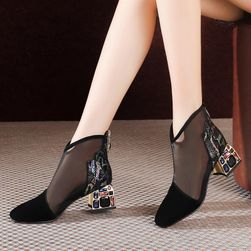 Čevlji s peto H56