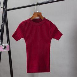 Женская футболка с короткими рукавами WT661