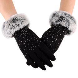 Женские перчатки Wc1