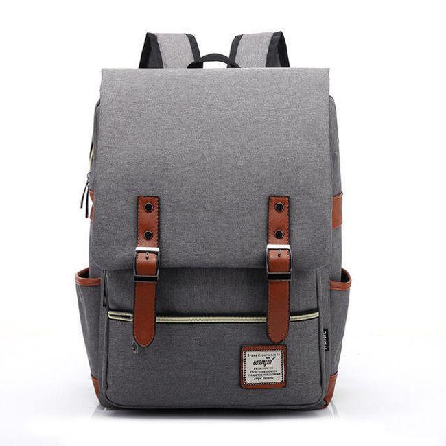 Винтажный рюкзак 1