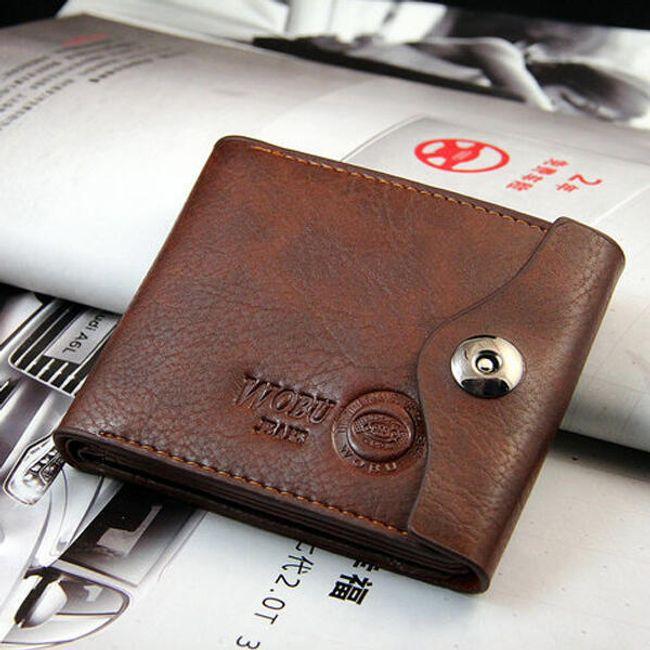 Moška vintage denarnica 1