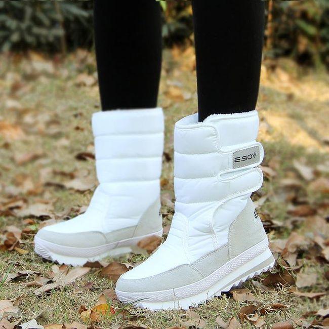 Damskie buty zimowe CInama 1