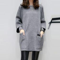 Dámské mikinové šaty TF3383