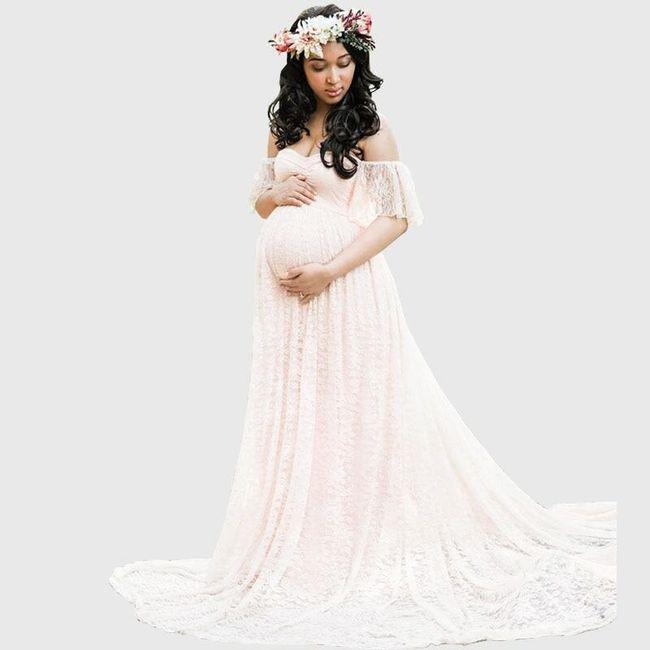Haljina za trudnice Kaisie 1