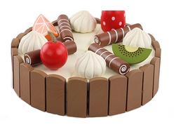 Dřevěná hračka Cake