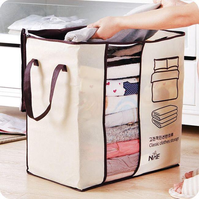 Taška na ložní prádlo - 4 varianty 1
