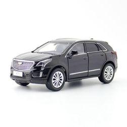 Model auta Cadillac XT5