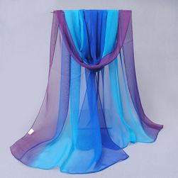 Šifon proziran šal - različitih boja