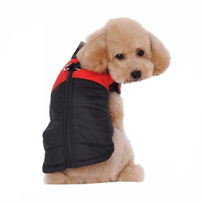 Vodoodporni telovnik za psa 1