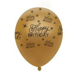Narozeninové balonky - 10 kusů