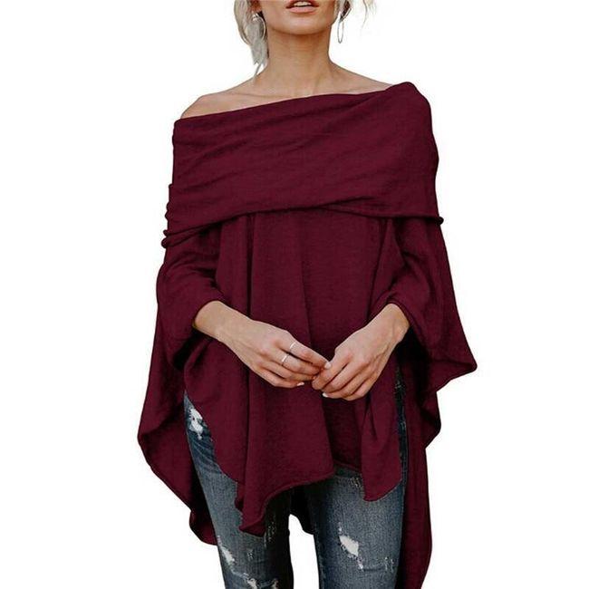 Ženski džemper Katlin 1