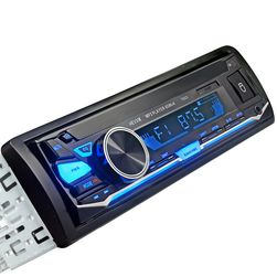 Autoradio AR04 USB, SD,AUX, BT, 6 colors backligth