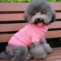 Pletený psí obleček - 4 barvy