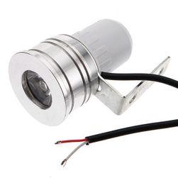 Motocyklový LED bodový reflektor - 5 barev světla