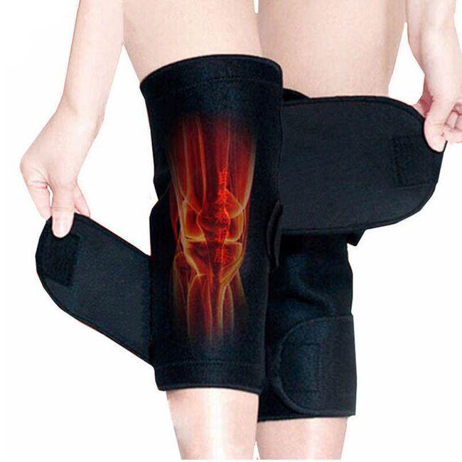 Samolepilna opora za koleno s turmalinom 1