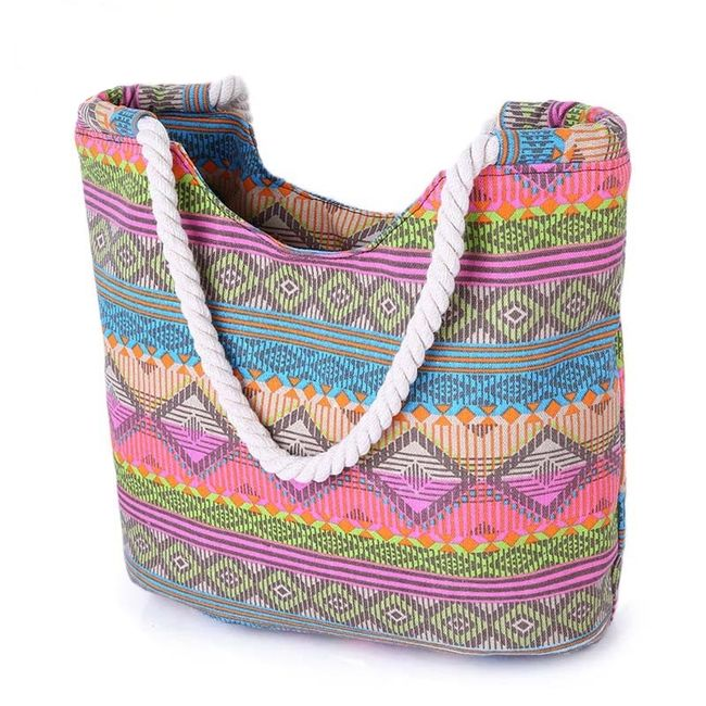 Ženska torba za plažo - 28 variant 1