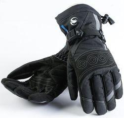 Nepromokavé rukavice na motocross a cyklistiku