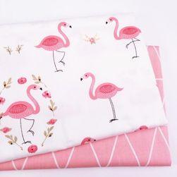 Ткань для шитья Flamingo