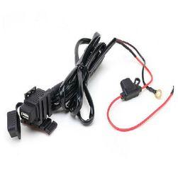 USB voděodolná zásuvka nejen na motorku