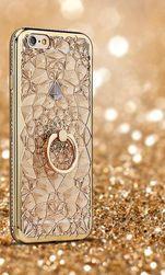 Mekana futrola za iPhone 7 u luksuznom stilu - 4 boje