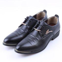 Férfi üzleti cipő - 2 szín