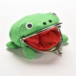 Denarnica za kovance - žaba