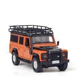 Model samochodu Land Rover Defender