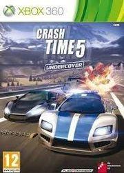 Игра за Xbox 360 Crash Time 5 Undercover