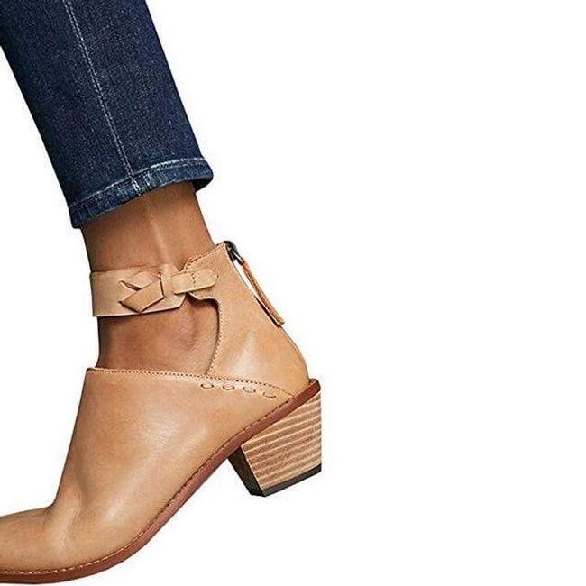 Topuklu ayakkabı Magdalena 1