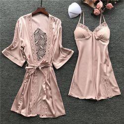 Женская ночная сорочка и халат Lisette