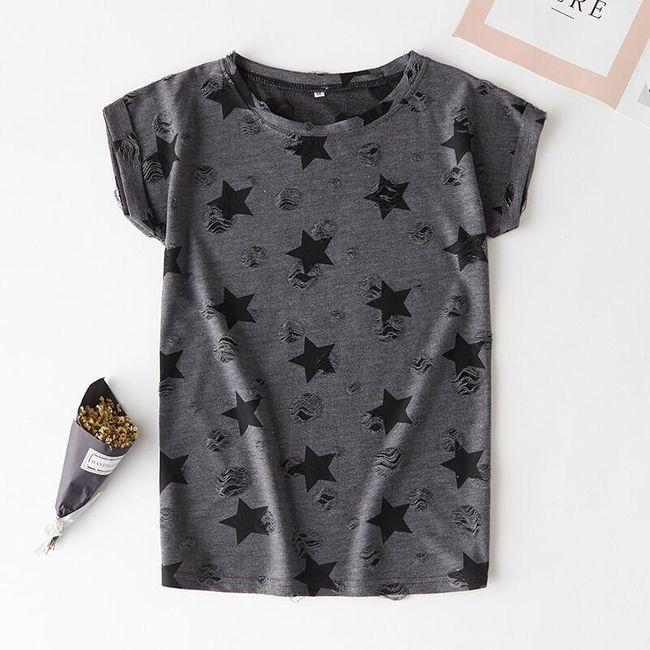 Damska koszulka DT116 1