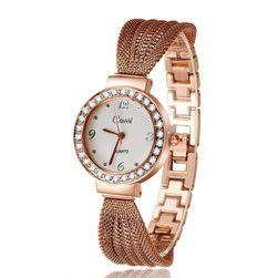 Luksusowy zegarek damski - 3 kolory