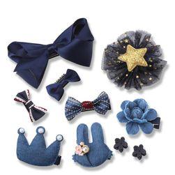 Комплект орнаменти за детска коса