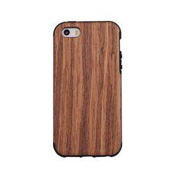 Kryt na iPhone se vzorem dřeva