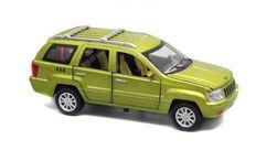 Model auto Jeep Grand Cherokee