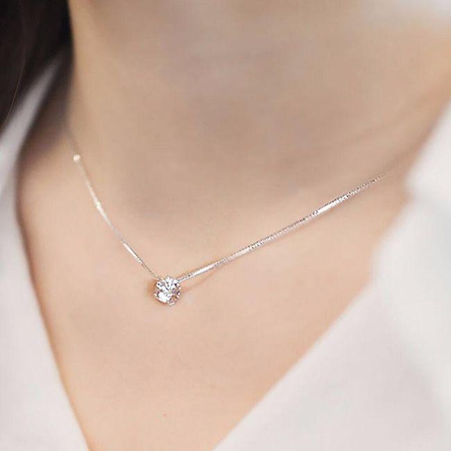 Dámský náhrdelník B124 1