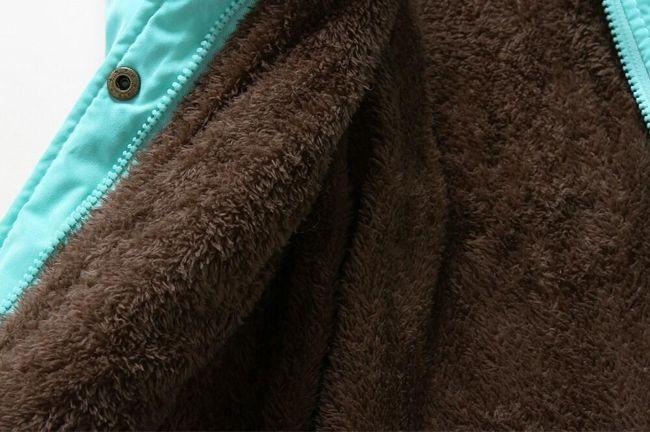 Téli női kabát Jane | ShipGratis.hu