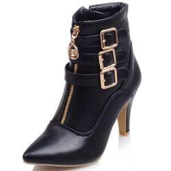 Damskie buty na obcasie ED4