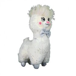 Plišasta igrača Alpaca Bela 30cm TL_huofpt25ge5n124d08tn