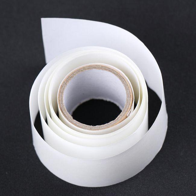 Folie na nehty - bílá 1