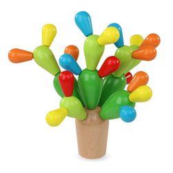 Деревянная игрушка Kaktus
